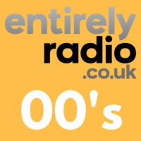 Logo of radio station Entirely Radio 00's