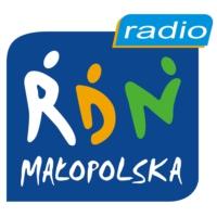 Logo of radio station RDN Małopolska