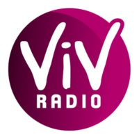 Logo of radio station ViV Radio