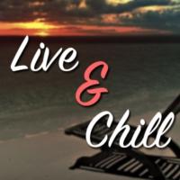 Logo de la radio Live&Chill Radio
