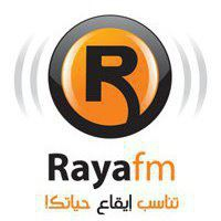 Logo of radio station Raya FM