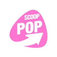 Logo of radio station SCOOP Pop