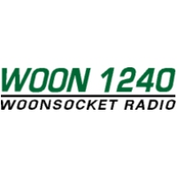 Logo of radio station WOON