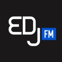 Logo of radio station EDJ_FM