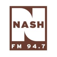 Logo of radio station WNSH 94.7 Nash FM