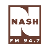 Logo of radio station WNSH 94.7 Nash FM