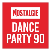 Logo de la radio Nostalgie Dance Party 90