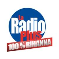 Logo of radio station La Radio Plus 100% Rihanna