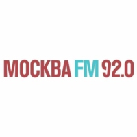 Logo of radio station Москва FM