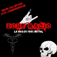 Logo of radio station Zone Radio