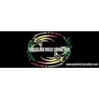 Logo of radio station Pipeline 2 Paradise