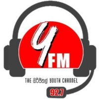 Logo of radio station Y FM
