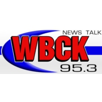Logo of radio station WBCK 95.3