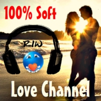 Logo of radio station 100% Soft - RIW LOVE CHANNEL