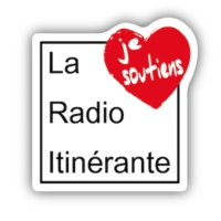 Logo of radio station La Radio Itinérante