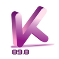 Logo of radio station Kiss 89.8