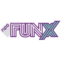 Logo of radio station FunX NL
