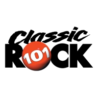 Logo of radio station Classic Rock 101