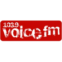 Logo of radio station 103.9 Voice FM