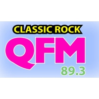 Logo of radio station KARC QFM 89.3