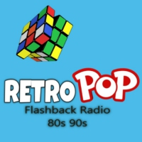 Logo of radio station Retropop