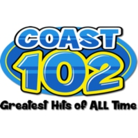 Logo of radio station WGCM Coast 102