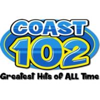 Logo de la radio WGCM Coast 102