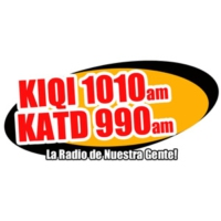 Logo of radio station KIQI 1010