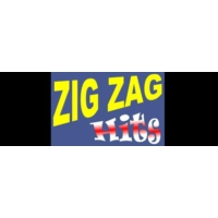 Logo of radio station ZIG ZAG HITS radio