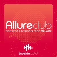 Logo of radio station ALLURE Club - Soulside Radio Paris