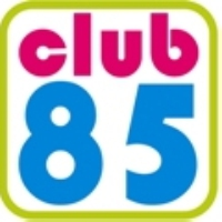 Logo of radio station Laut fm Club85
