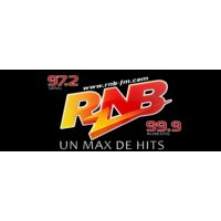 Logo of radio station Radio Nord Bourgogne (RNB)