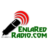Logo of radio station EnlaRed Radio
