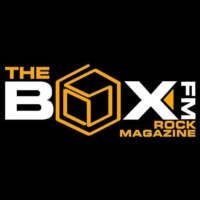 Logo of radio station TheBoxFM