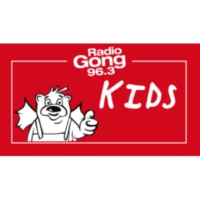 Logo of radio station Radio Gong 96.3 München - Kids