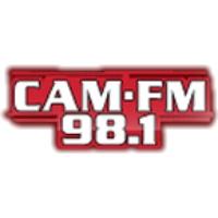 Logo de la radio CAM-FM 98.1