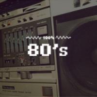 Logo de la radio 100FM - 80s