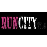 Logo of radio station Run City 97.4