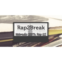 Logo of radio station Rap2Break