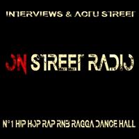 Logo of radio station ON STREET RADIO