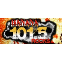 Logo of radio station Banana FM