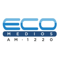 Logo of radio station ECO Medios AM 1220