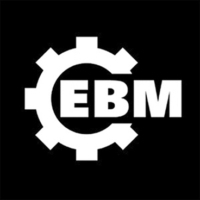 Logo of radio station Miled Music EBM
