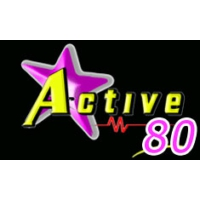 Logo of radio station Active  80