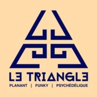 Logo of radio station Radio Le Triangle