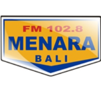 Logo of radio station Radio Bali - Menara FM 102.8
