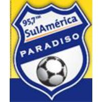 Logo of radio station SulAmérica Paradiso