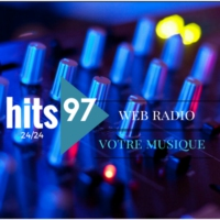 Logo of radio station Hits97