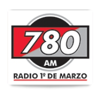 Logo of radio station Radio 1 de Marzo 780 AM