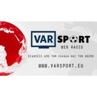 Logo of radio station Var Sport